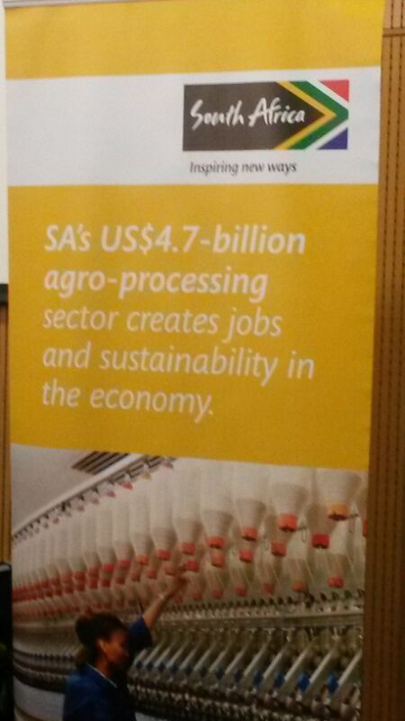 agro processing sector Agriculture, agro-processing even though 60% of the country's labour force is engaged in the sector, its full potential is yet to be realised growth.